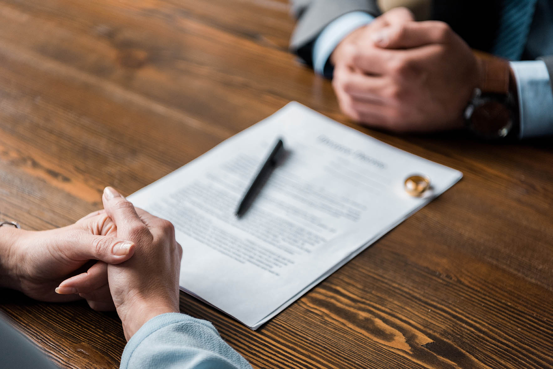 What Happens if My Spouse Does Not Sign the Divorce Papers?