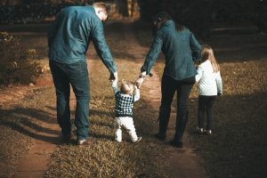 Splitting up and Coming Together: Determining the Best Interests of Your Children